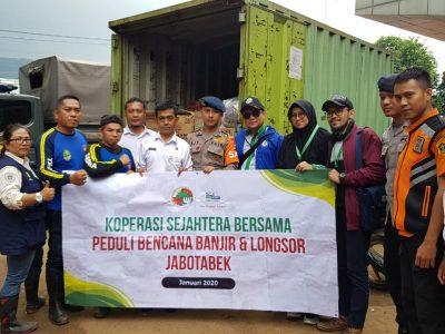 Homepage Koperasi Simpan Pinjam Sejahtera Bersama